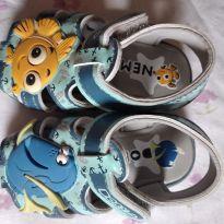 Sandália grendene Nemo e Dory ♧♡