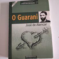 Livro O Guarani de José de Alencar Editora Escala -  - Não informada