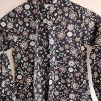 Camisa super luxo nova da grife Paola Bimbi tamanho 6 cód 140 - 6 anos - Paola Da Vinci e Paola BimBi