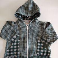 Blusa para bebê Clube do Dino, busto 30 cm, manga 20 cm, comp 29 cm cód 17 - 6 a 9 meses - Clube do Dino