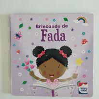 Livro Brincando de fada -  - Happy Books