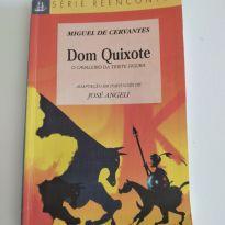 Livro Dom Quixote -  - Editora Scipione