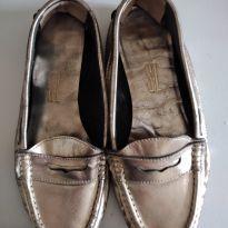 Sapato mocassim Santa Lolla um luxo tamanho 37 - 36 - SANTA LOLLA