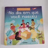 Livro infantil com título no dia em que você nasceu -  - Publifolha e Editora Publifolha