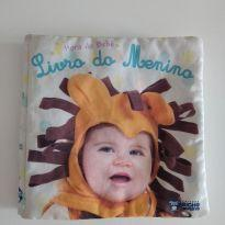 Livro do Bebê em tecido - livro do menino =] -  - Bicho Esperto