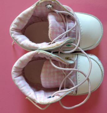 Tênis para bebê Baby Club novinho palmilha mede 10 cm ❤ - 13 - Baby Club