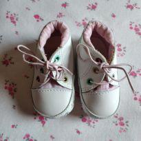 Tênis para bebê Baby Club novinho palmilha mede 10 cm ❤