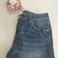 Shorts jeans da marca Justice cód 81 ❤! - 12 anos - Justice