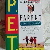 Livro em Inglês Treinamento efetivo para pais  PARENT EFFECTIVENESS TRAINNING -  - Marca não registrada