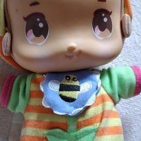 Boneca chocalhinho playskool cód 240 -  - Playskool e Hasbro