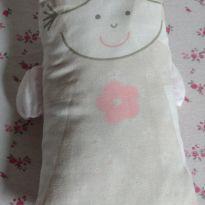 Boneca de travesseiro pequena mede 25 cm cód 320