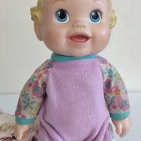 Boneca Baby Alive Hasbro (não está funcionando) -  - Hasbro e Baby Alive