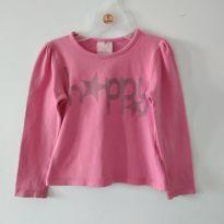 Camiseta manga longa yoyo kids tamanho 1 cód 17AB - 1 ano - yoyo Baby e YOYO KIDS