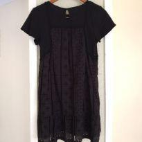 Vestido Zara Girls - Desapego da Malu tamanho 13-14