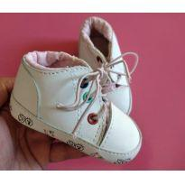 Tênis para bebê Baby Club  palmilha mede 10 cm ❤ - 13 - Baby Club