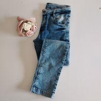 Calça jeans da marca Bob Bandeira tamanho 10 cod 121 - 10 anos - Bob Bandeira
