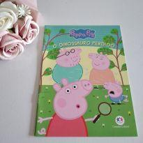 Livrinho O Dinossauro Perdido de Peppa Pig Ciranda Cultural -  - Ciranda Cultural