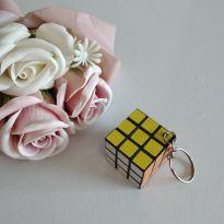 Mini Cubo mágico 3 cm x 3 cm cód 03C -  - Não informada