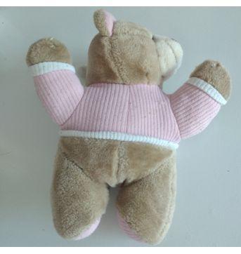 Urso de pelúcia dorminhoco - Sem faixa etaria - Sem marca