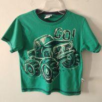 Camiseta Kiko tamanho 3 cód 63B - 3 anos - Kiko