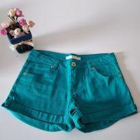 Shorts verde Tam 12 cód 70 - 12 anos - Torra Torra