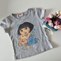 Camiseta Dora Aventureira tamanho 3 Fakini - 3 anos - Fakini e Fakini Kids