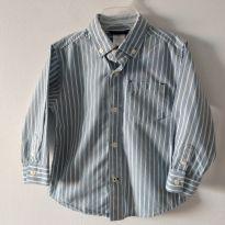 Camisa listrada Gymboree tam 2 cód 14A - 2 anos - Gymboree
