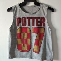 Regata Harry Potter - 12 anos - Nacional e Nacional sem etiqueta