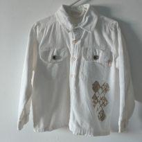 Camisa manga longa Piang Pee tamanho 4 - 4 anos - Piang Pee