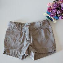 Shorts Brandili Mundi meninas tamanho 4 - 4 anos - Brandili