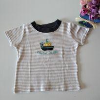 Camiseta Child Of Mine Carter`s 6-9 M - 6 a 9 meses - Child of Mine
