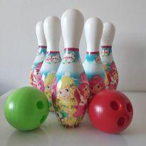 Jogo de boliche da Moranguinho Dia das Crianças chegando =) -  - Lider brinquedos
