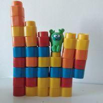 Brinquedo de montar de PVC (borracha molinha) Dia das Crianças chegando -  - Sem marca