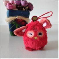 Corujinha pelúcia Furby Mini -  - Mc Donald`s