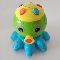Brinquedo Polvo do Mar faz barulhinho -  - Sem marca