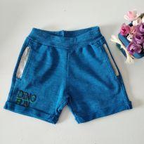 Shorts Azul pros garotinhos Bebê Tam G - 9 a 12 meses - Marca não registrada