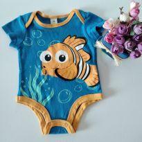 Body do Peixinho Nemo Tam M - 3 a 6 meses - rihappy baby