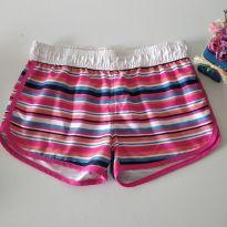 Shorts Tactel Miss Young Tam 16 - 16 anos - Miss Young
