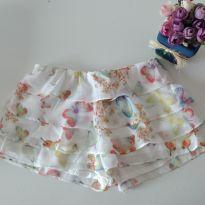 Shorts da Zara Girls size 6/7 - 6 anos - Zara e Zara Girls