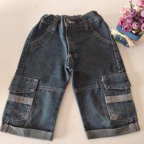 Bermuda jeans tamanho 6 - 6 anos - Griff Baby
