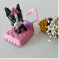 Cachorro Buldog Francês Little Pet Shop 2008 -  - Mc Donald`s
