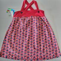 Saída de praia (vestido)  nova e com etiqueta da Tip Top no tamanho 4 - 4 anos - Tip Top