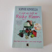 Livro O chá-de-bebê de Becky Bloom Sophie kinsella -  - Editora Record