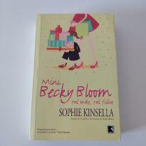 Livro Mini Becky Bloom tal mãe tal filha de Sophie kinsella -  - Editora Record