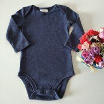 Body Child of Mine Carter`s Azul - 3 a 6 meses - Child of Mine
