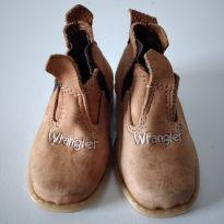 Botinha Wrangler Tam 20 - 20 - Wrangler