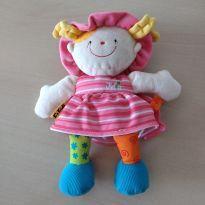 Boneca Baby Júlia Ks Kids -  - KS Kids