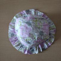 Chapéu Floral Paraiso -  - Paraíso Moda Bebê