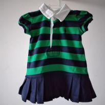 Vestido com calcinha Ralph Lauren - 3 meses - Ralph Lauren