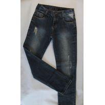 Calça jeans - 8 anos - Figurinha